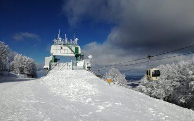 Osservatorio dell'Atmosfera sul Monte Curcio