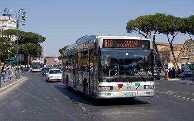 Bus gratuiti e inquinamento atmosferico: l'opinione di Pirrone