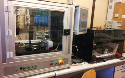 Laboratorio Progettazione e Sviluppo Nanomateriali Multifunzionali