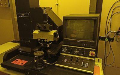 Laboratorio caratterizzazioni e misure sensori