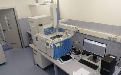 Spettrometria di massa accurata