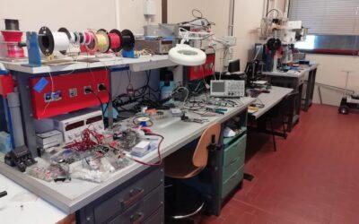 Laboratorio di Elettronica e Prototipazione