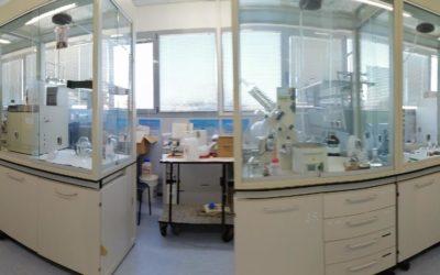 Laboratorio di Microinquinanti Organici Emissioni (MOrE)