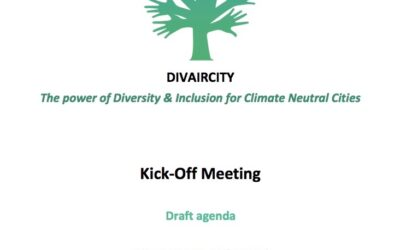 Lancio del progetto DivAirCity